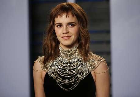 Atriz Emma Watson 04/03/2018 REUTERS/Danny Moloshok