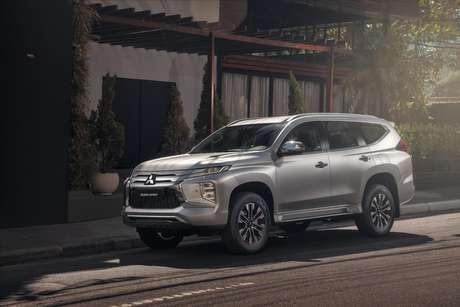 Novo Pajero Sport 2021 é SUV raiz com mais luxo e tecnologia