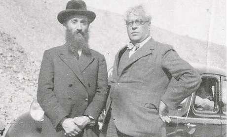 Rabino Chaim Kruger disse a Sousa Mendes que não podia abandonar os milhares de outros refugiados judeus em Bordeaux