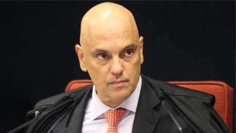 Alexandre de Moraes é o relator do inquérito que investiga fake news