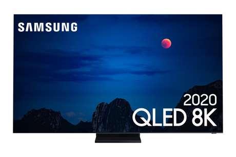 A Samsung adiciona a seu catálogo o modelo Q950T, mais um televisor que suporta a resolução 8K