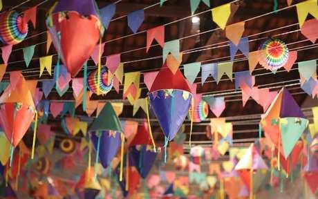 As festas juninas são importantes comemorações no calendário brasileiro - Crédito: Bricolage/Shutterstock