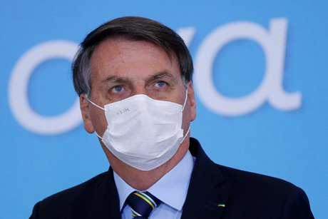 Presidente Jair Bolsonaro 17/06/2020 REUTERS/Adriano Machado