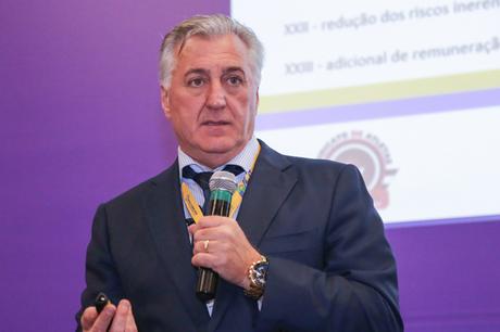 Rinaldo José Martorelli, presidente da Sapesp (Foto: Reprodução/Sapesp)
