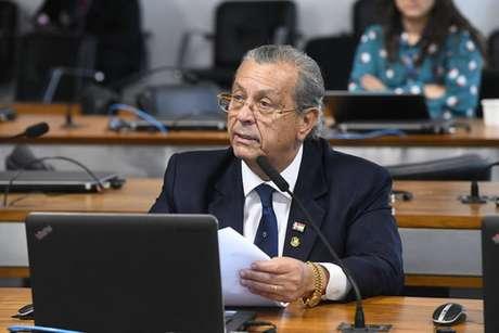 O presidente do Conselho de Ética do Senado, Jayme Campos (DEM-MT)