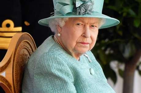 Rainha Elizabeth durante celebração do seu 94º aniversário 13/06/2020 REUTERS/Toby Melville/Pool