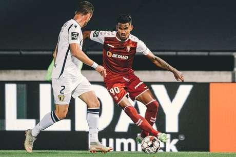 Famalicão e Braga ficaram no 0 a 0 nesta sexta-feira (Foto: Divulgação/SC Braga)