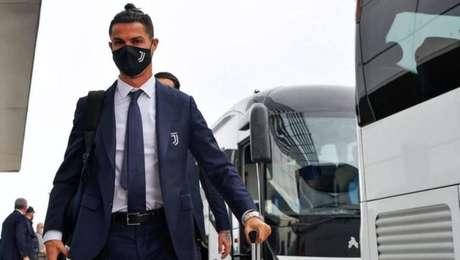 Cristiano Ronaldo, da Juventus
