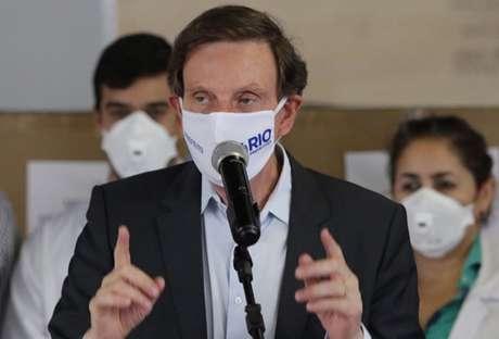 Prefeito do Rio de Janeiro voltou atrás no decreto deste sábado (Foto: Divulgação/Prefeitura RJ)
