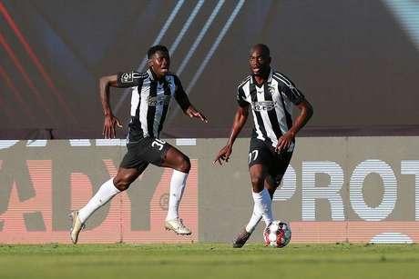 O Portimonense venceu o Marítimo por 3 a 2 nesta segunda-feira (Foto: Divulgação/Portimonense)