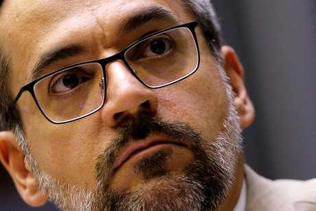 Ex-ministro da Educação Abraham Weintraub 15/05/2019 REUTERS/Adriano Machado