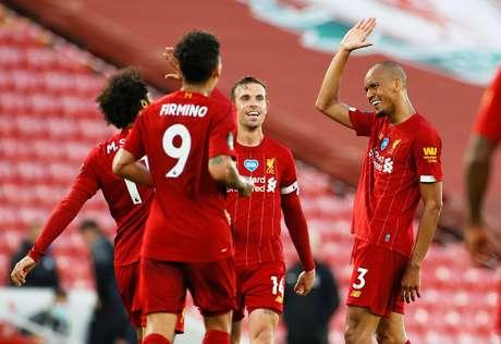 Liverpool pode ser campeão nesta 5ª