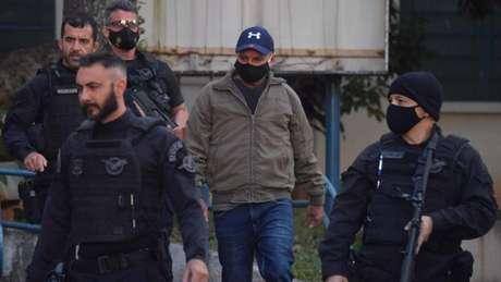 Queiroz foi preso a pedido do Ministério Público do Rio de Janeiro