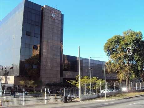 Rua próxima ao Parque São Jorge é motivo da indenização pedida pela Prefeitura (Foto: Corinthians/Divulgação)