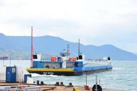 Com balsas reabertas, Ilhabela retomou barreiras para conter entrada de turistas.