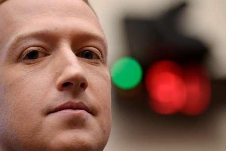 Presidente do Facebook, Mark Zuckerberg. 23/10/2019. REUTERS/Erin Scott