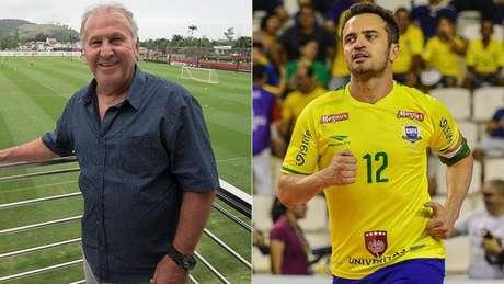 (Foto: Alexandre Vidal/Flamengo e Ricardo Artifon/CBFS)