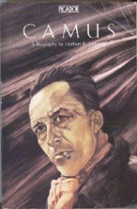 """Camus, o autor de """"A Peste"""", 1947"""