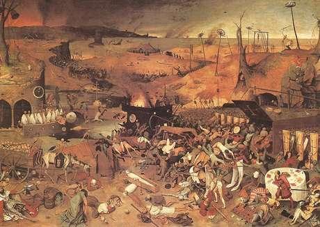 A vitória da morte (tela de Brueghel)