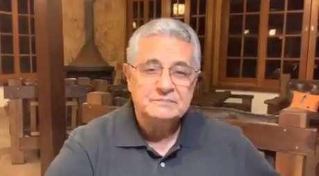 Rubens Lopes definiu o protocolo 'Jogo Seguro' como exemplo a ser seguido pela sociedade (Reprodução / Fferj)
