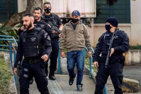 Queiroz foi preso em Atibaia e sua esposa, Marcia, está foragida desde então