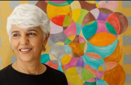 A infectologista Marcia Rachid atende pacientes portadores do HIV há mais de 35 anos