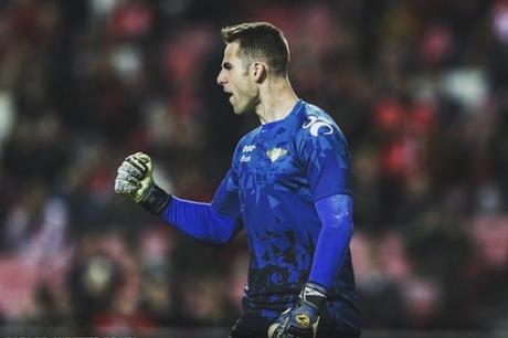 O Moreirense, de Portugal, exerceu sua opção de compra e contratou o goleiro Mateus Pasinato, do XV de Piracicaba (Foto: Divulgação/Instagram)