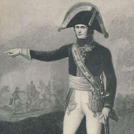 O general Leclerc, cunhado de Bonaparte