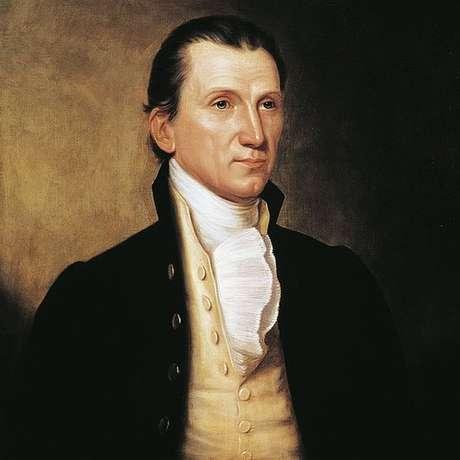 James Monroe foi enviado à França para negociar a compra de Nova Orleans e acabou comprando toda a colônia de Louisiana