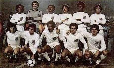 Título Paulista de 1978 ficou marcado pela primeira geração dos Meninos da Vila (Foto: Reprodução)