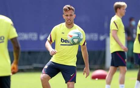 Arthur é o novo reforço da Juve - (Foto: Miguel Ruiz / Barcelona)