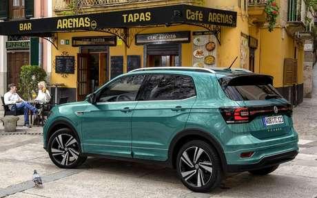 Volkswagen T-Cross europeu: crescimento de 200% num ambiente hostil.