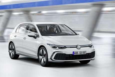 Volkswagen Golf da nova geração: como sempre, líder na Europa.
