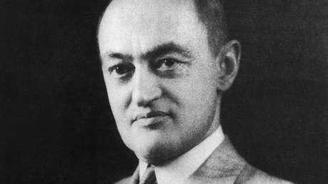 Joseph Schumpeter nasceu em 1883 e morreu em 1950