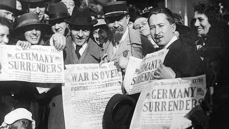 Schumpeter viveu a Primeira Guerra Mundial, que causou grandes estragos na Europa
