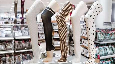 Schumpeter explicava suas teorias dando como exemplos produtos como meias femininas