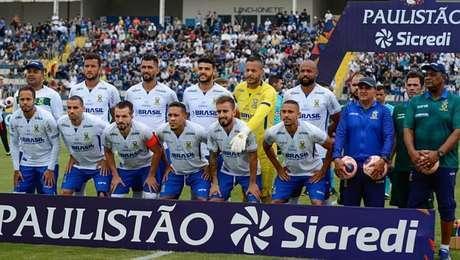 Santo André é o dono da melhor campanha do Campeonato Paulista