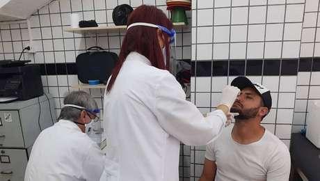 Inter de Limeira reiniciou rotina com testes no elenco