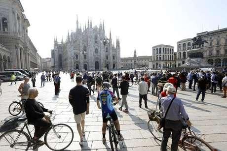 Uso de máscaras continuará sendo obrigatório na Lombardia até o dia 14 de julho