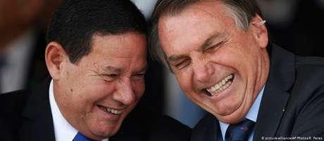 Caso a chapa Bolsonaro-Mourão seja cassada ainda em 2020, novas eleições para presidente e vice devem ser convocadas