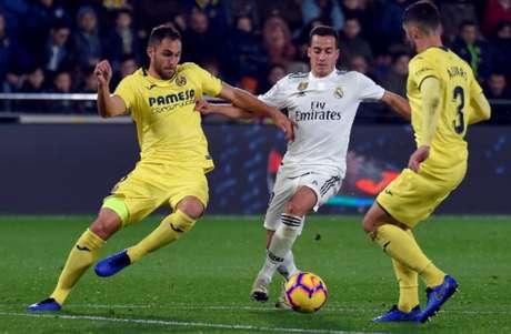 Lucas Vazquez marcou apenas três gols na temporada (Foto: Jose Jordan / AFP)
