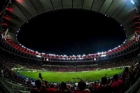 Maracanã lotado: cena deve tardar a se repetir (Foto: Alexandre Vidal / Flamengo)