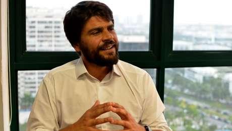 'Embora o clube-empresa já esteja no Senado, há um acordo para que só questões ligadas à pandemia entrem em pauta', declara parlamentar (Rafael Arantes/Lancepress!)
