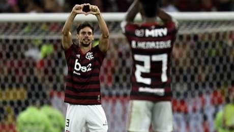 Saiba os quatro gols mais surpreendentes das últimas duas edições da Copa Libertadores(AFP)