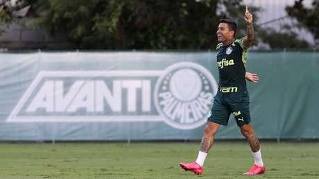 Desempenho fundamental de Dudu no último título do Palmeiras chamou atenção no Qatar (Agência Palmeiras)