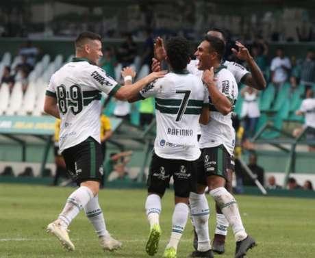Coxa jogará a Série A do Brasileiro em 2020 (Divulgação/Coritiba)