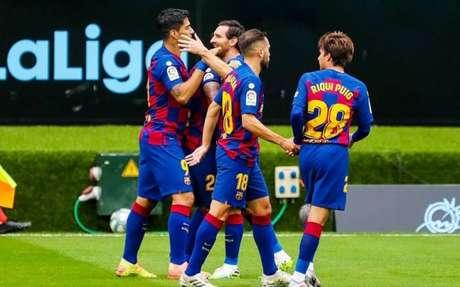 Barcelona apenas empatou com o Celta de Vigo na última rodada (Foto: Miguel Ruiz/FC Barcelona)