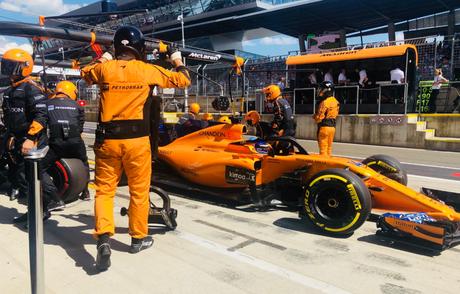 A McLaren passa por um momento de reconstrução na Fórmula 1 (Foto: Reprodução/ McLaren)