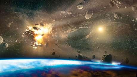 A missão DART é um ensaio para uma missão de defesa planetária