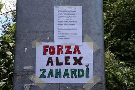 Zanardi está em coma induzido em hospital e já passou por duas neurocirurgias